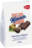 Manner Haselnuss Mignon