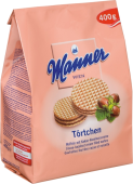 Manner Törtchen